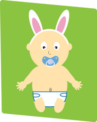 Easter Baby Boy