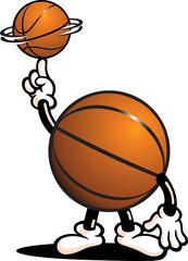 Basketball Character