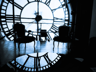 Inside Clock Tower
