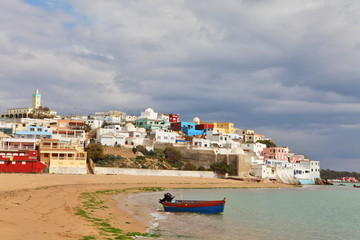 Moulay Bousselham, Morocco
