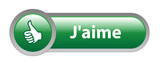 Bouton Web J'AIME (partager satisfaction recommander voter like) poster