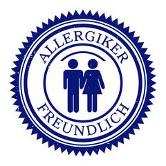 stempel allergikerfreundlich