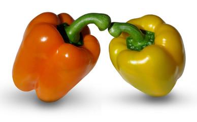 Duo de poivrons