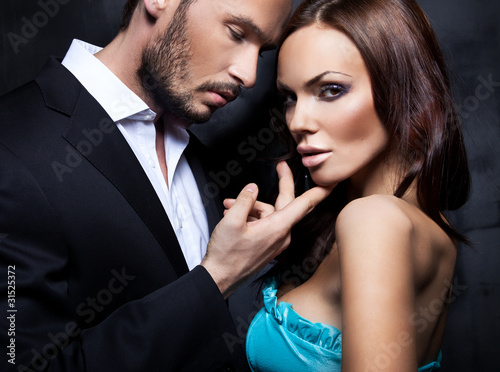 Fototapeten,romanze,attraktiv,kuss,erwachsen