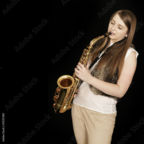 Play Saxophone