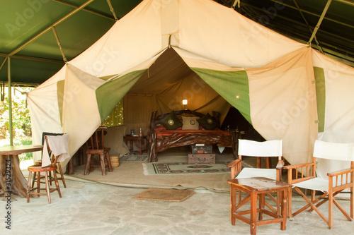 Luxury Tent - 31529324