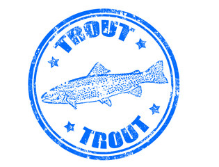 Trout stamp