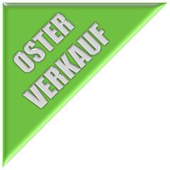Dreieck grün OSTER VERKAUF