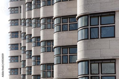 Hausfassade - Berlin - Büro