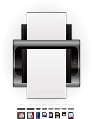 LaserJet Printer & Memory Cards