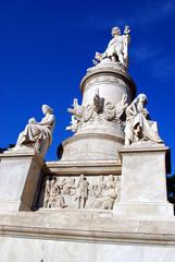 monumento di cristoforo colombo, genova