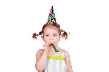 beauty little girl birthday