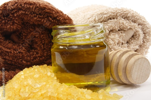 honey treatment