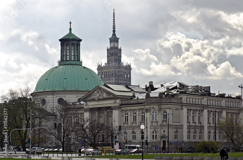National Gallery Zacheta in Warsaw - 31562377