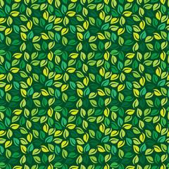 Leaf Seamless Background