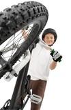 Fototapety BMX rider