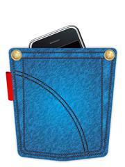 Phone in pocket