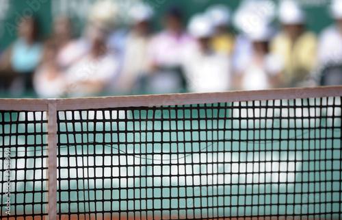 filet de tennis photo libre de droits sur la banque d 39 images image 31583591. Black Bedroom Furniture Sets. Home Design Ideas