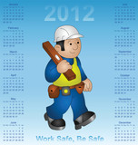 2012 calendar health and safety construction industry
