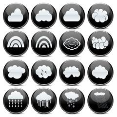 雲のシンボルセット