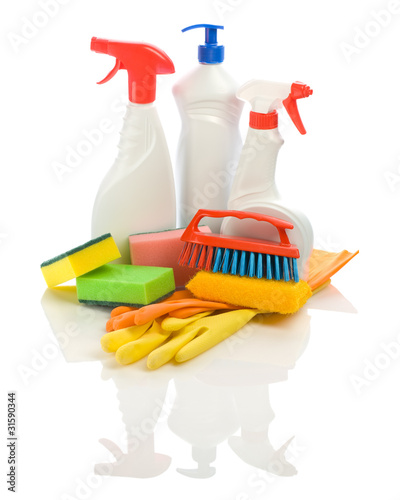 composition of cleaning articles - 31590344