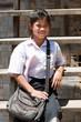 Portrait Studentin Asien