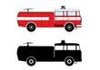 Fireman transportation 7