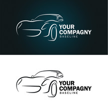 Logo automobile