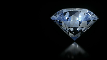 Sparkling Diamond right offset