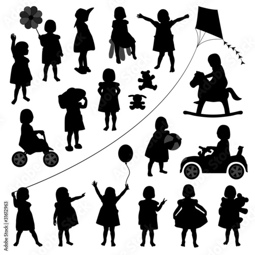 toddler child children baby girl kid playing happy activity