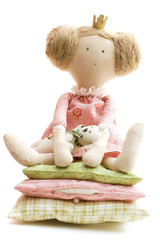 Doll Princess and the Pea - Baby Toy