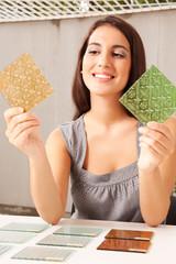 Glass Tile Design Choice