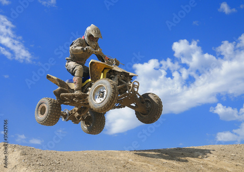 quad jump