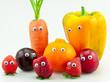 nos partenaires santé : les fruits et les légumes