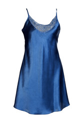 Dark Satin Women's nightgown
