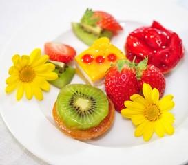 Obsttörtchen