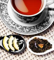 Healthy cup of tea