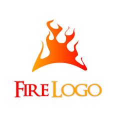 logo fuoco, fire, energia, calore