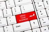 Grow your business key