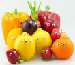 nos alliés santé : les fruits et les légumes