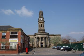 Manchester - Church of St Philip & St Stephen