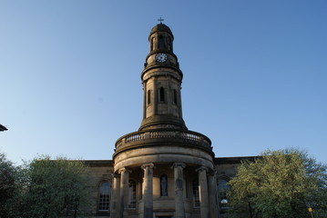 Manchester - Church of St Philip & St Stephen