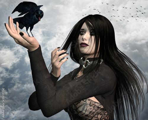 Fototapeten,gothic,drama,mythos,legendär