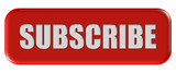 Button rot Ecken rund SUBSCRIBE