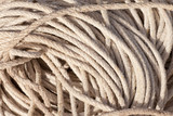 Hemp rope background