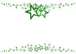 Sternrahmen grün