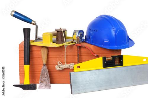 outils et accessoires de maçonnerie