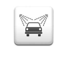 Boton cuadrado blanco car wash