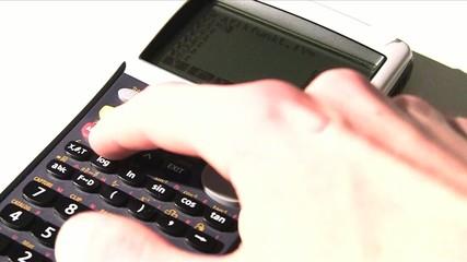 Grafischer Taschenrechner Parabel zeichnen