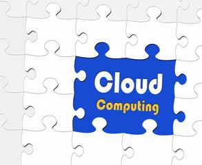 Cloud Computing - Business Concept